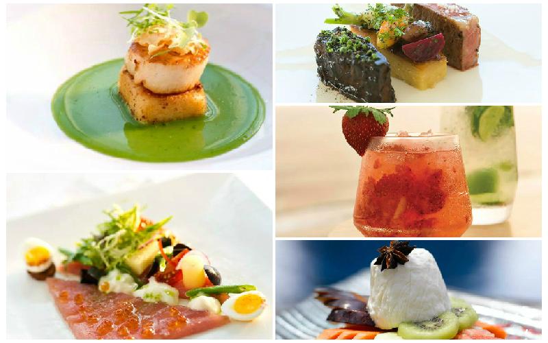 Jumana Food Collage