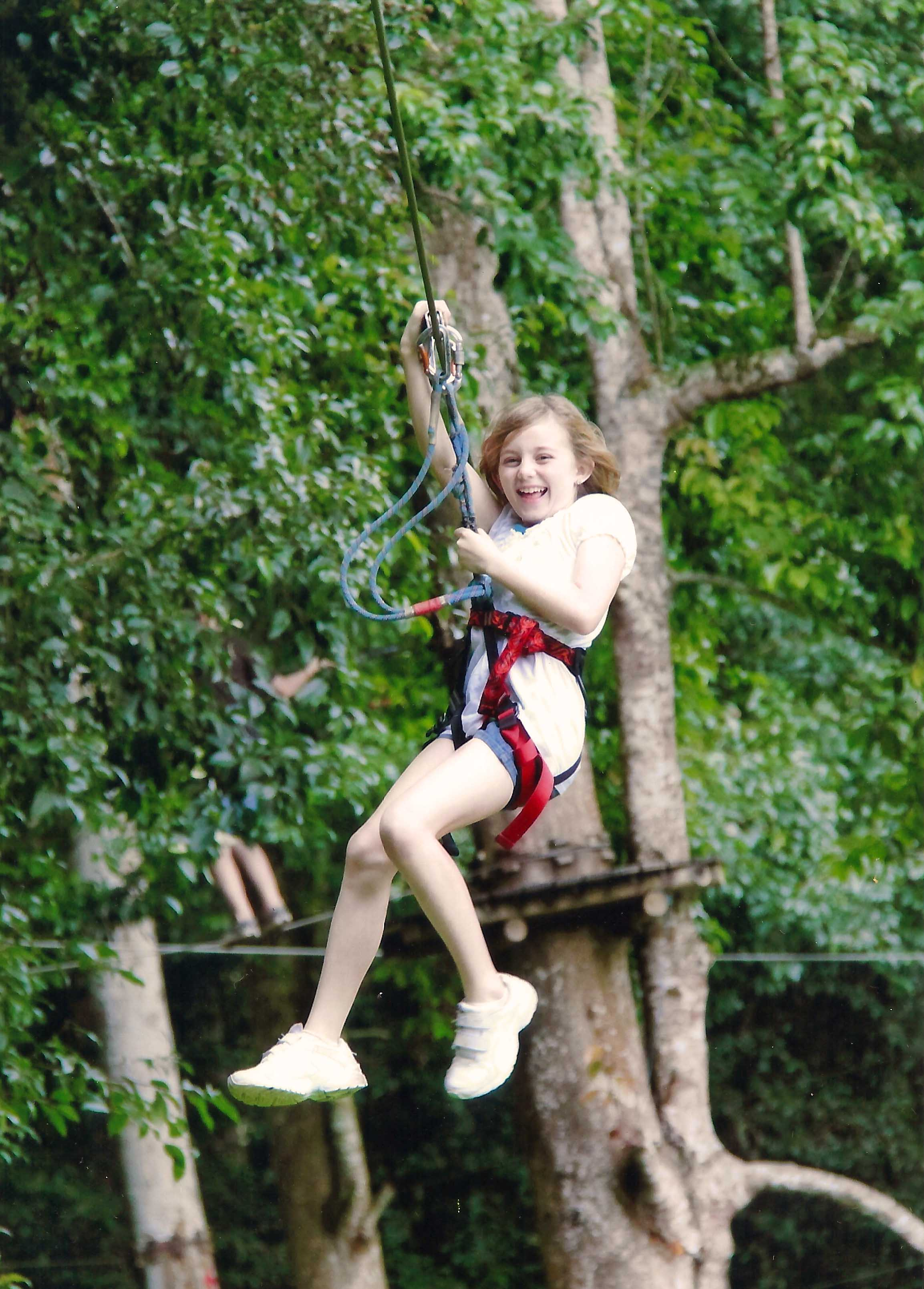 zipline via claytonchronicle