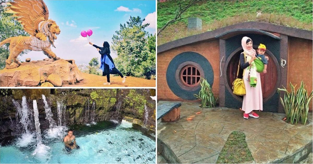 19 tempat wisata anak di sekitar Malang Ini tawarkan