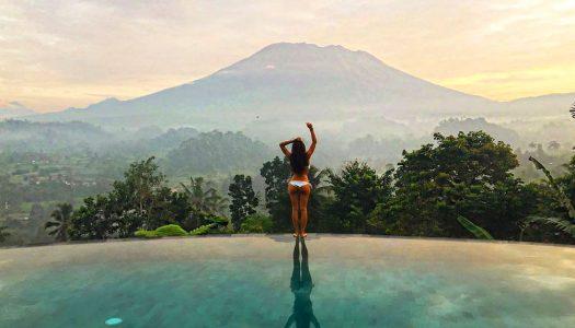 19 vila di Bali yang akan memikat Anda dengan pemandangan terindah (Menampilkan 12 – 19)