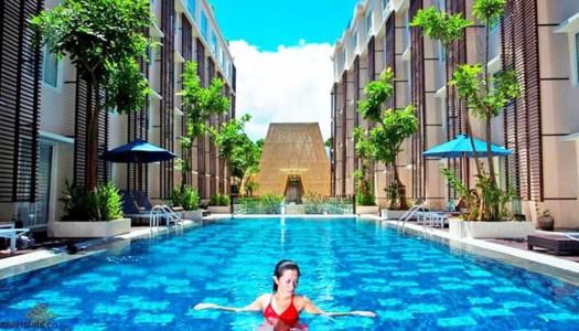 10 kamar hotel di bali dengan akses langsung ke kolam renang di bawah Rp 1 juta