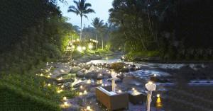 16 restoran di Ubud dengan sensasi segarnya makan di tengah keindahan alam