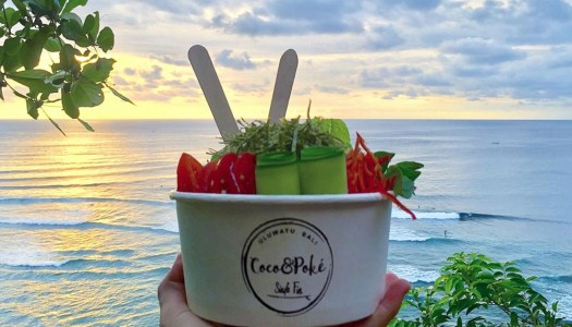 15 café/tempat makan di Bali dengan menu sehat dan lezat