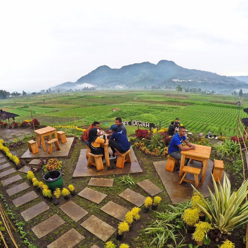13 Café Restoran Romantis Di Malang Dengan Pemandangan Spektakuler