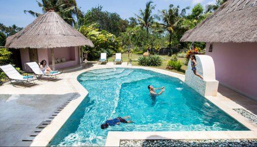 12 Villa keluarga di Bali dengan 3 kamar tidur dan kolam renang pribadi dengan harga terjangkau.