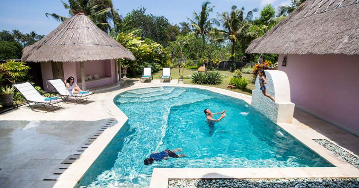 12 Villa Keluarga Di Bali Dengan 3 Kamar Tidur Dan Kolam Renang Pribadi Harga Terjangkau