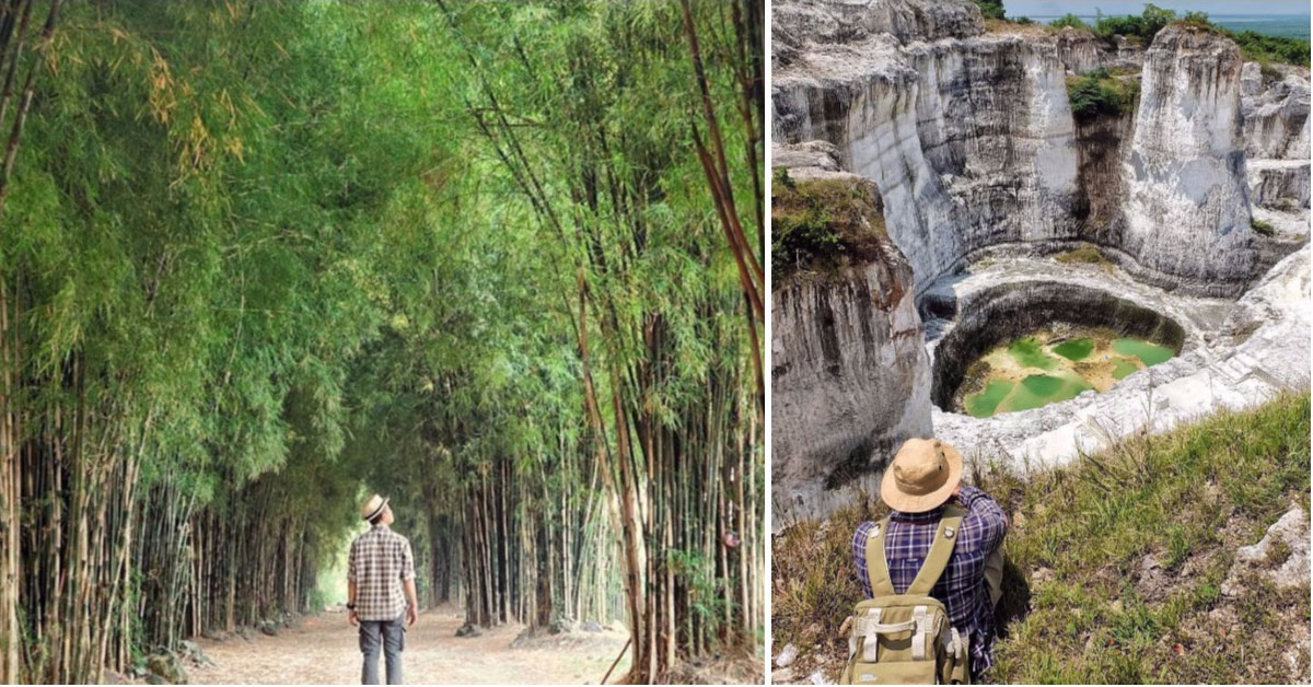 19 Tempat wisata alam tersembunyi di sekitar Surabaya yang ...