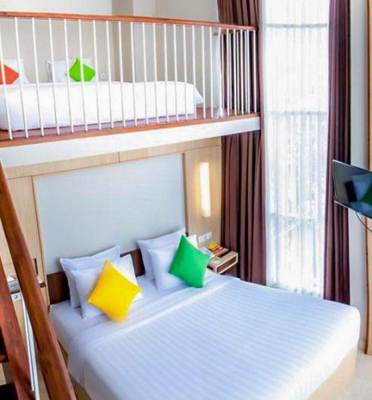9 Hotel Di Bandung Dengan Family Room Bawah Rp1 Juta Untuk Liburan Seru
