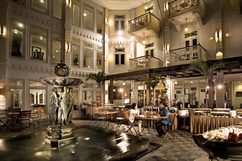11 hotel mewah di Jogja dibawah 1 juta dan rasakan ...
