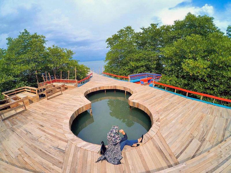 21 Tempat Wisata Alam Di Lampung Memukau Dan Tiada Duanya