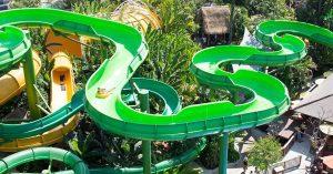 Tips lengkap liburan keluarga di Waterbom Bali, taman air terhebat di Asia!