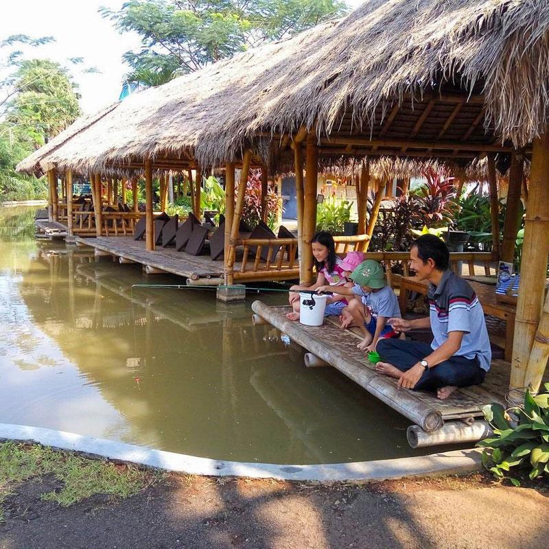 26 Tempat Wisata Keluarga Di Bogor Untuk Memanjakan Anak