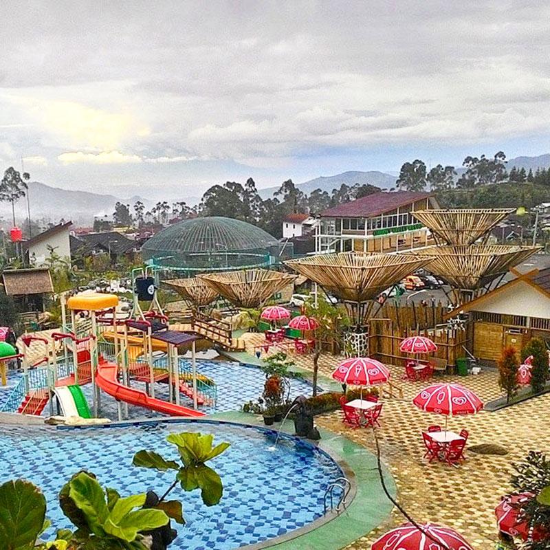 22 Tempat Wisata Paling Indah Dan Instagrammable Di