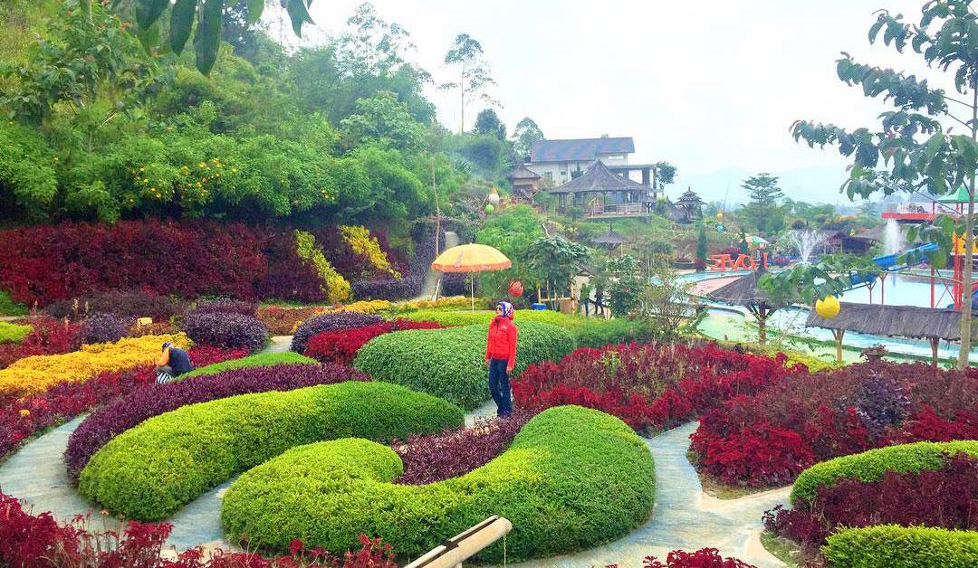 22 Tempat Wisata Paling Indah Dan Instagrammable Di Bandung