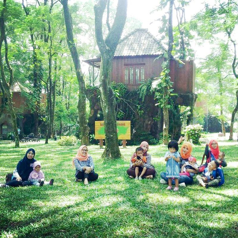 16 Spot piknik seru di Indonesia dengan pemandangan indah