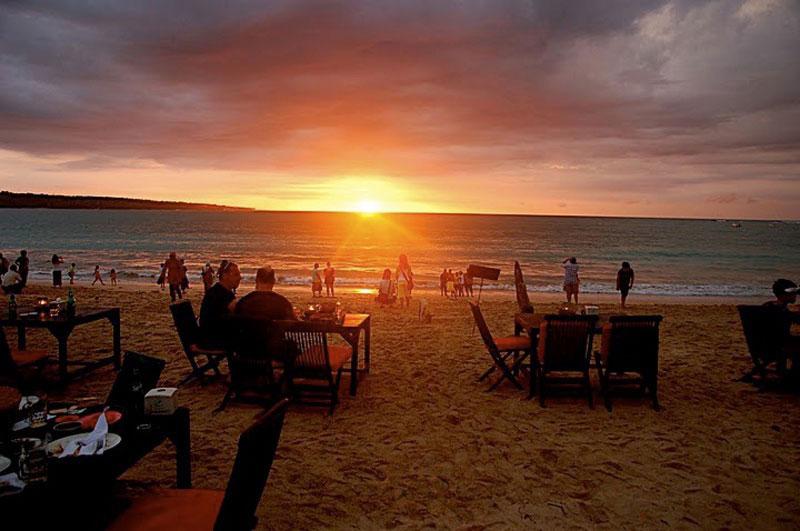 24 tempat terbaik di Bali dengan keindahan sunset yang siap ...