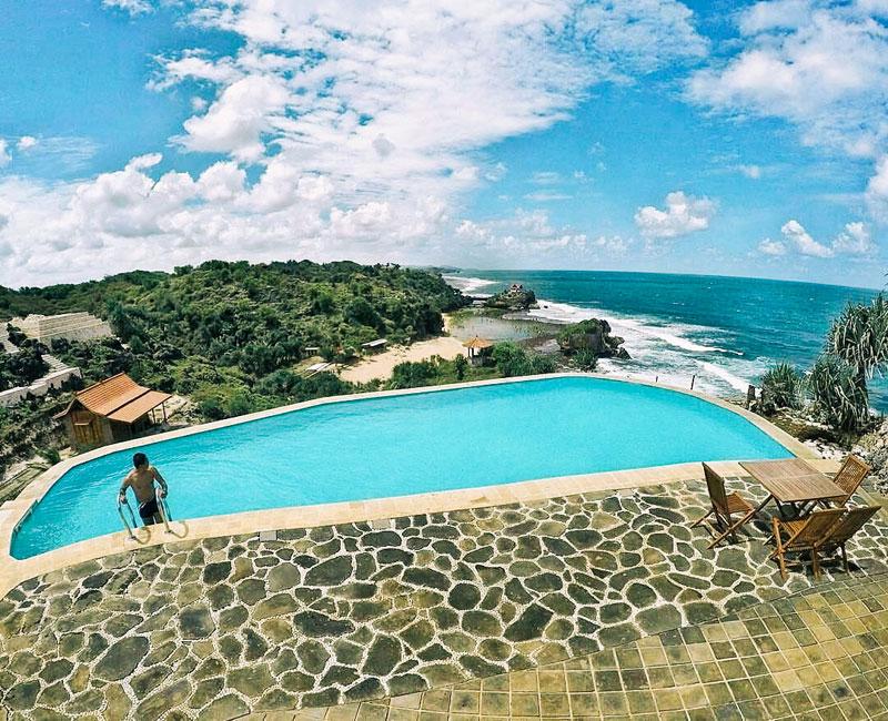 11 Hotel dekat pantai di sekitar Gunung Kidul, Yogyakarta ...