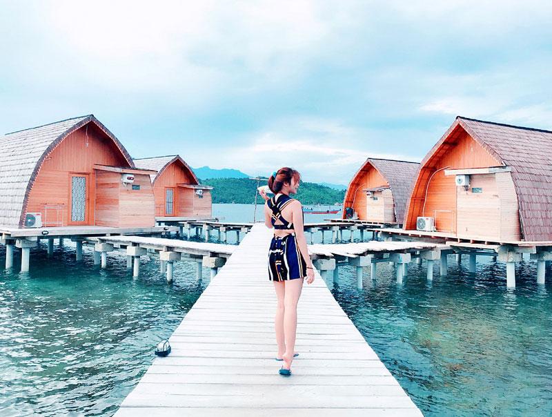 12 pantai tersembunyi di Lampung yang menyimpan banyak keajaiban