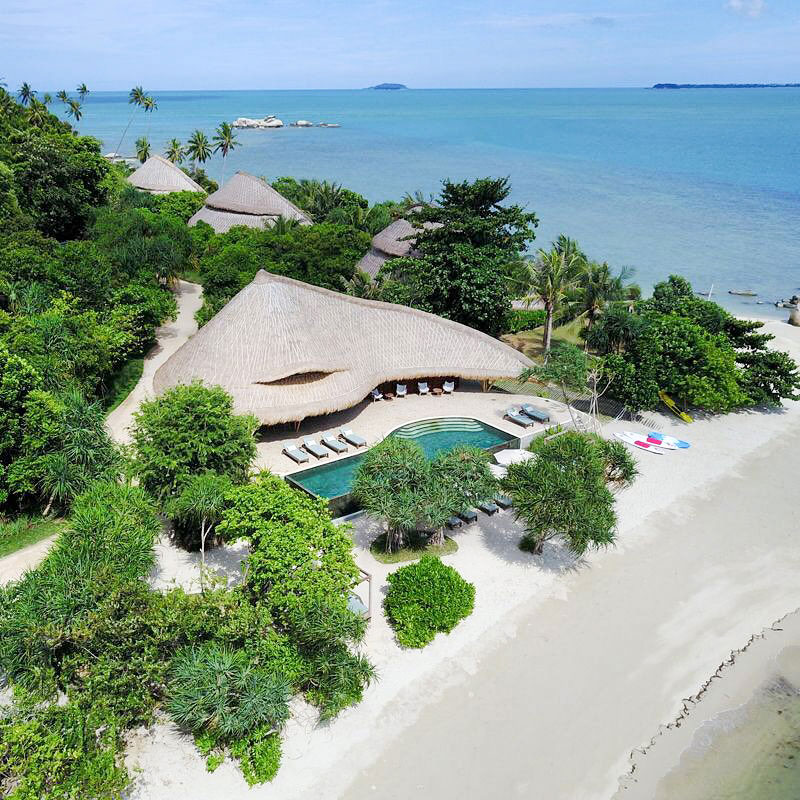 15 Hotel Dengan Pemandangan Alam Terbaik Di Indonesia