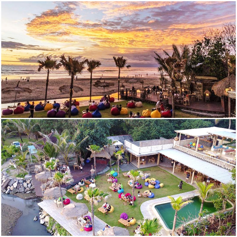 Bali Beach House: 16 Romantic Restaurants And Bars In Bali With The Best