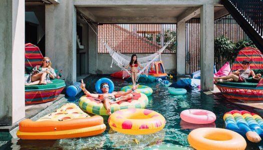 10 Hotel murah di Kuta Bali untuk liburan keluarga dengan family room dan kolam renang dibawah Rp700 ribu