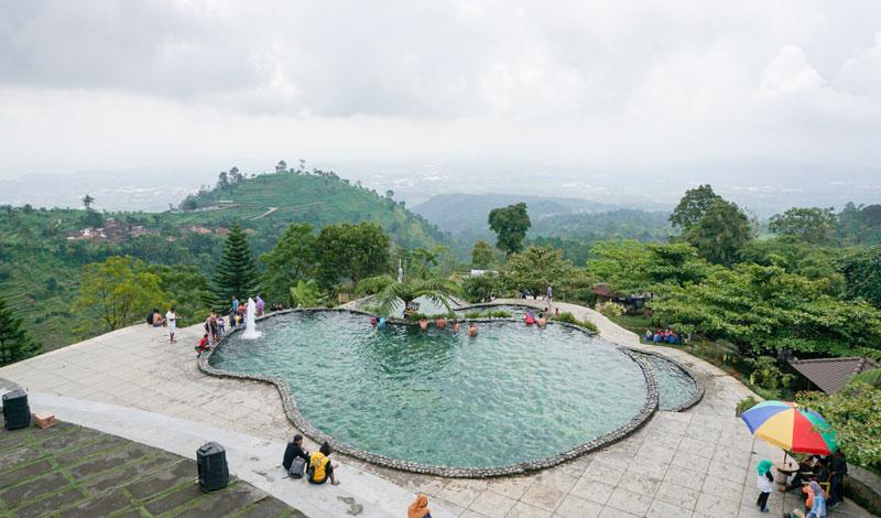16 Tempat Wisata Berhawa Sejuk Di Sekitar Semarang