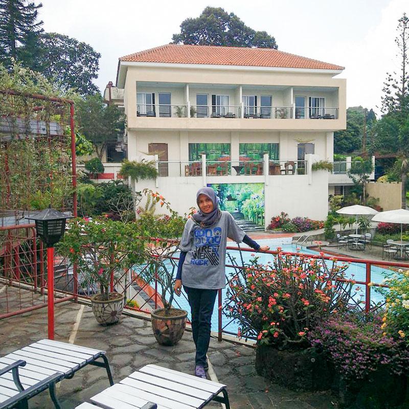 10 Hotel Mewah Dan Murmer Plus View Keren Di Bandungan