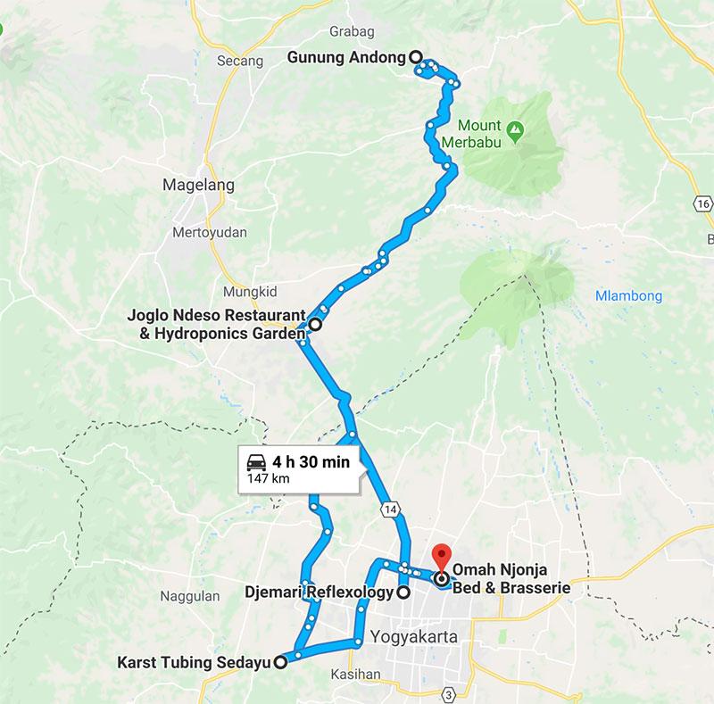 Itinerary Liburan Murah 4h3m Di Jogja Yang Penuh Petualangan Dibawah Sejuta Orang