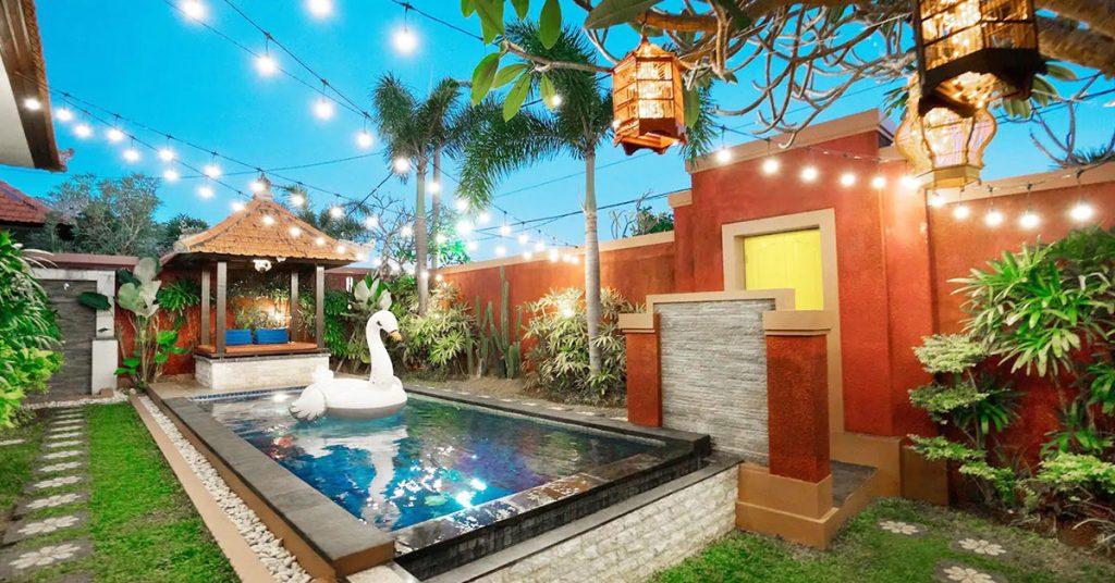 10 Villa Murah Di Sekitar Seminyak Bali Dengan 2 Kamar Tidur Dan Kolam Renang Pribadi Dibawah 1 Juta