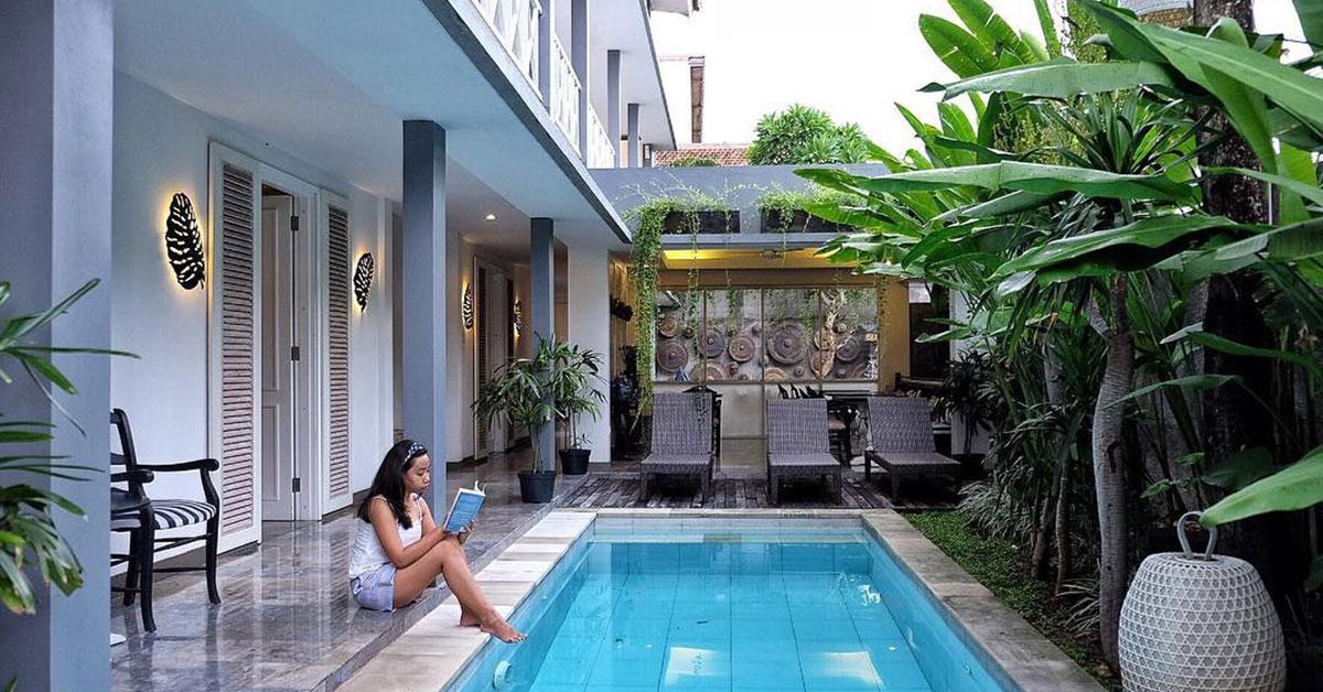 Ada Hotel Instagramable Guys Harga 150 Ribuan di Bali