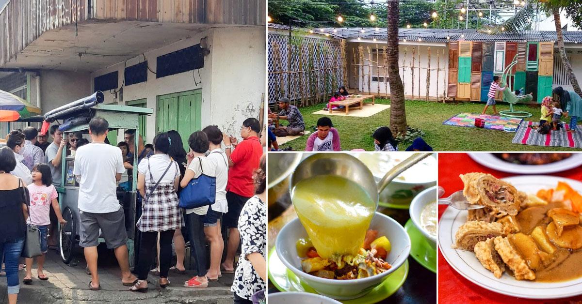 28 Kuliner Legendaris Bogor Yang Sudah Eksis Lebih Dari 3 Dekade