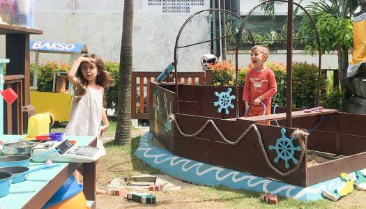 Itinerary liburan keluarga 4H3M di Bali Selatan bareng anak-anak kurang dari 2 juta per orang