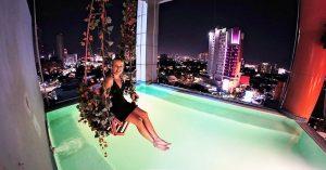 16 Hotel butik trendi, Instagrammable dan murah di Surabaya dibawah 400 ribu
