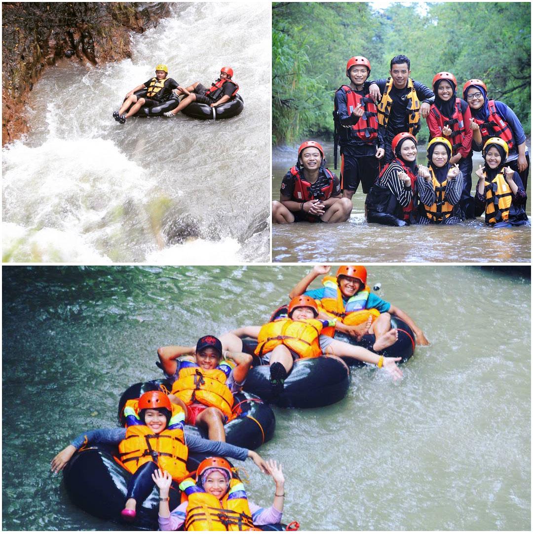 River Tubing Desa Jurang