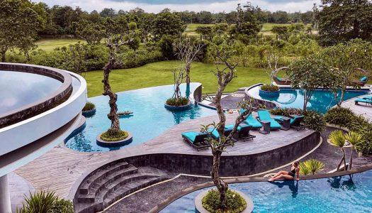 8 Hotel di Jimbaran Bali dengan infinity pool dan view super-keren di bawah 750 ribu
