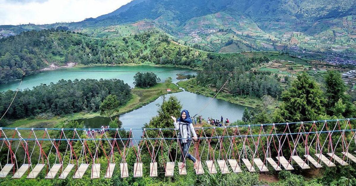 Itinerary Liburan Murah Meriah 2h1m Di Dieng Bareng Temen