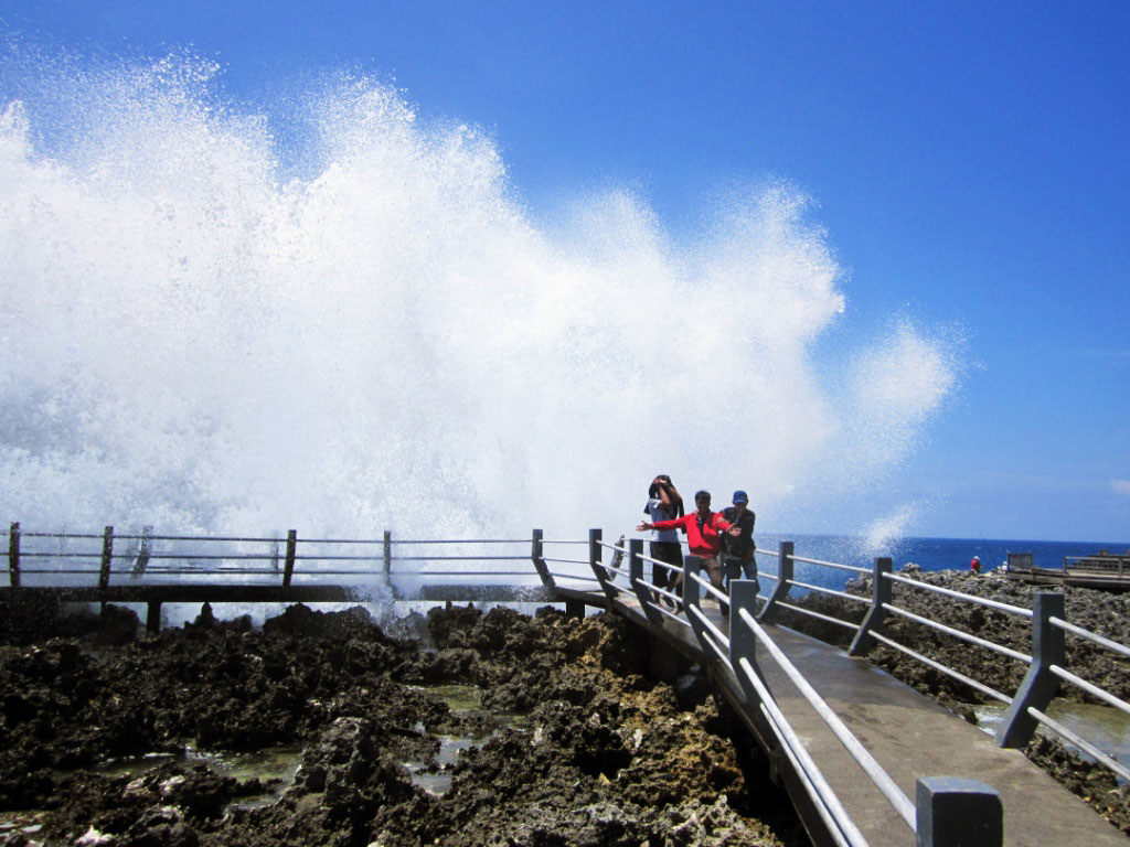 10 tempat wisata di Nusa Dua yang terasik, tempat paling elit di Bali