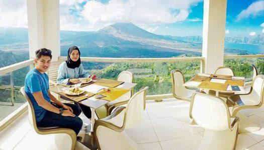 32 Restoran di Bali dengan latar belakang pemandangan alam nan cantik dan menakjubkan