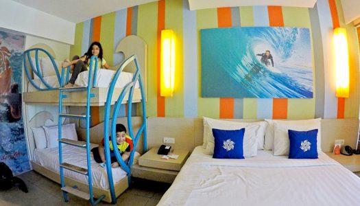 13 Hotel keluarga yang menyenangkan di Bali Selatan dengan kolam renang dan family room di bawah sejutaan