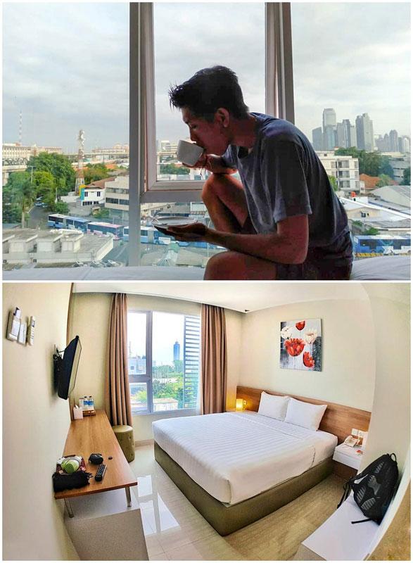 14 Hotel Stylish Di Jakarta Yang Murah Dan Strategis Dekat Mrt Di Bawah 450 Ribu