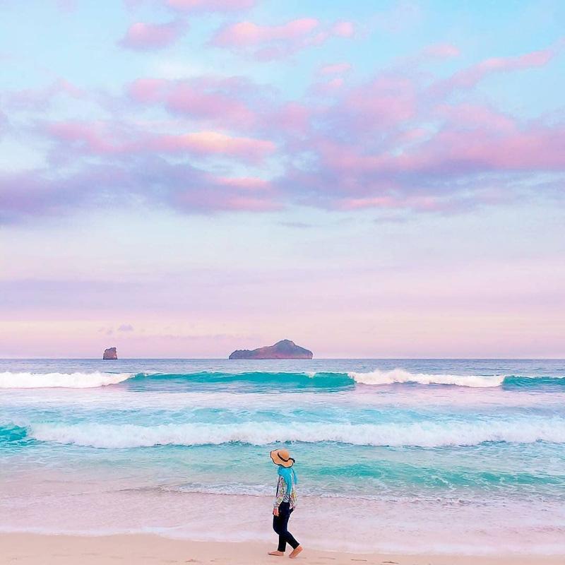 Pantai Sendiki Malang: 20 Pantai Tersembunyi Di Malang Yang Benar-benar Unik Dan