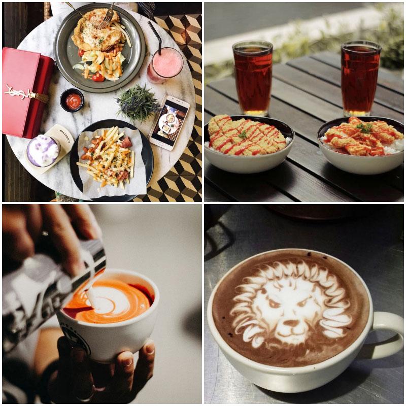 16 Cafe Keren Dan Instagrammable Di Surabaya Yang Murah Meriah