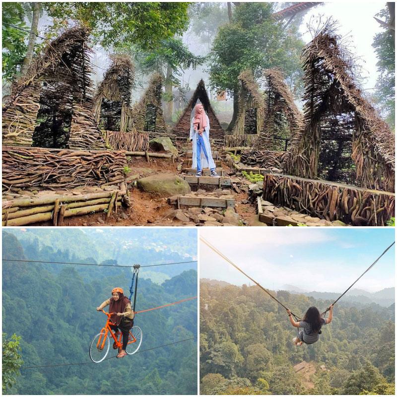10 Tempat wisata alam di Bogor paling Instagramable di Bogor yang