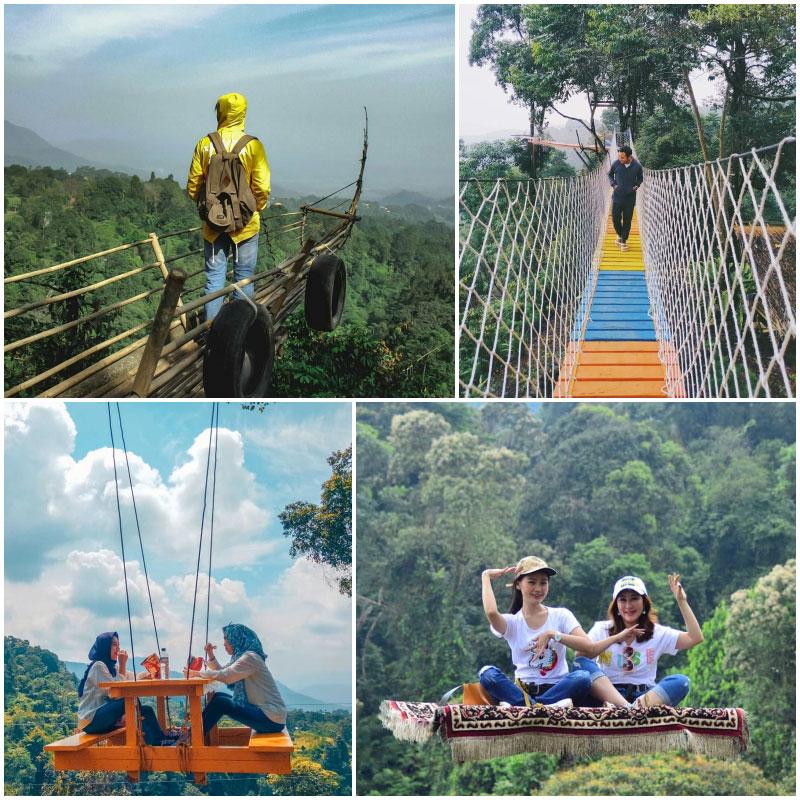 28 Tempat wisata alam di Bogor paling Instagramable di ...