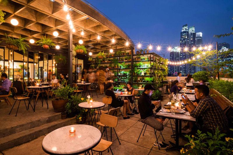 19 Cafe Restoran Di Jakarta Dengan Pemandangan Menakjubkan Untuk Memanjakan Mata