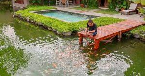 Di Jogja kamu bisa nginep di hotel tepi danau yang indah! - The Westlake Resort Yogyakarta
