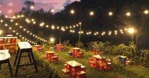 Cafe baru di Bogor ini tawarkan sensasi nongkrong di tengah hutan - Warung Plosok