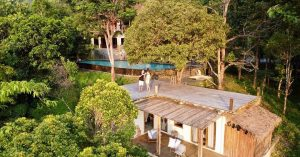 Resort tengah hutan di Sukabumi serasa di Ubud! (3 jam dari Jakarta) - Schitzo Hills Forest Resort
