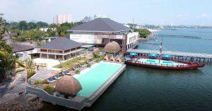 Restoran tepi laut di Jakarta rasa Bali, Check - NYIUR Resto