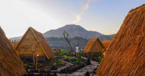 Glamping murmer di Bali - buka pintu kamar langsung view Gunung Batur (200 ribu/malam)! - Soul Mount Batur